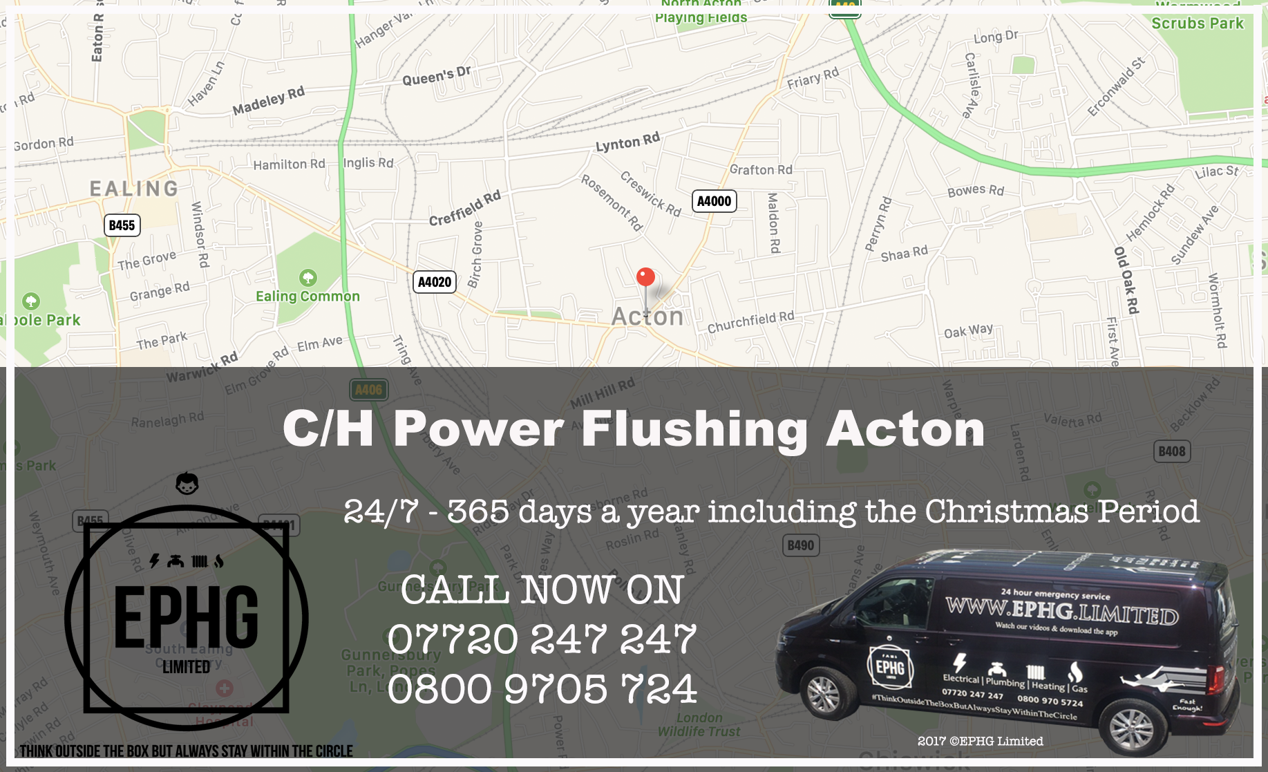 Central Heating Power Flush Acton
