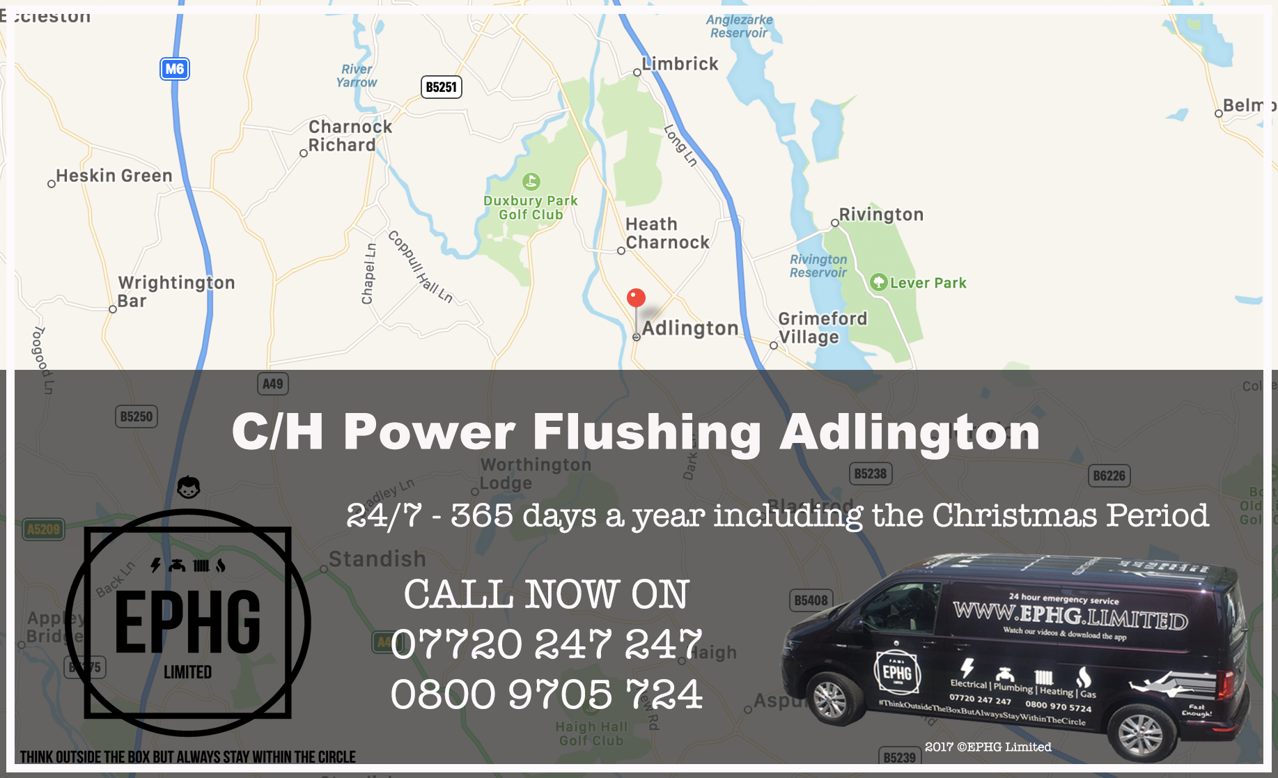 Central Heating Power Flush Adlington