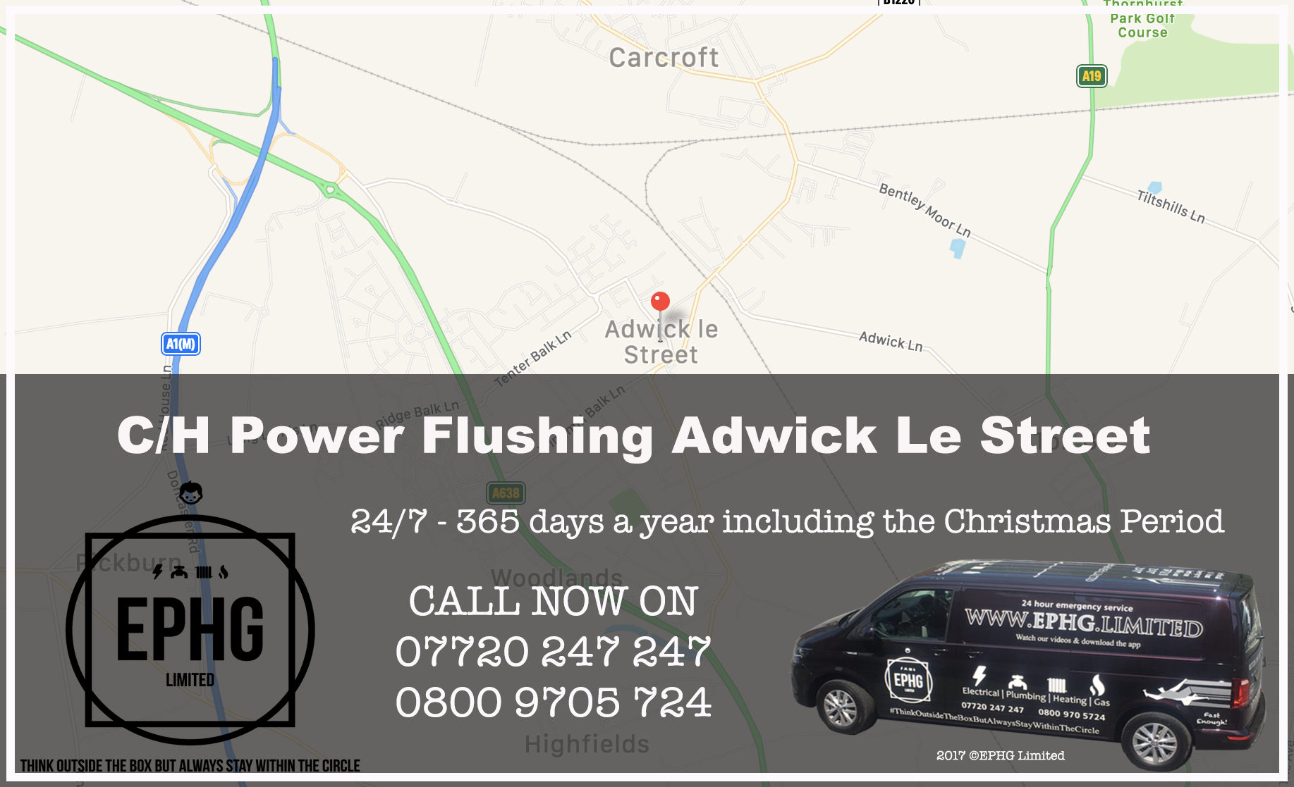 Central Heating Power Flush Adwick-le-Street