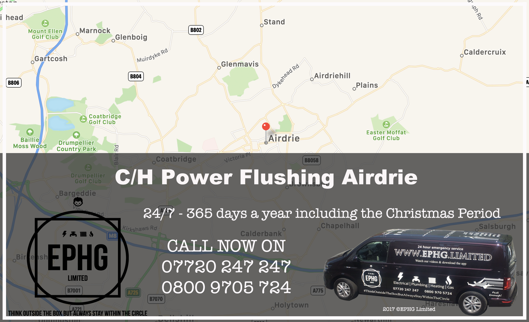 Central Heating Power Flush Airdrie