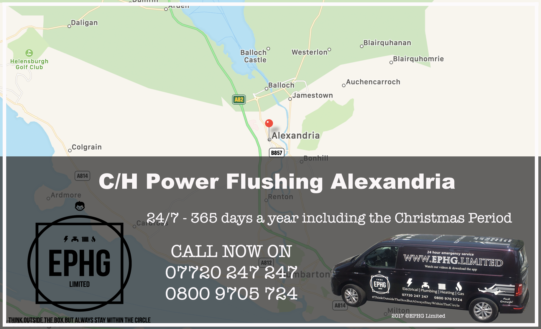 Central Heating Power Flush Alexandria