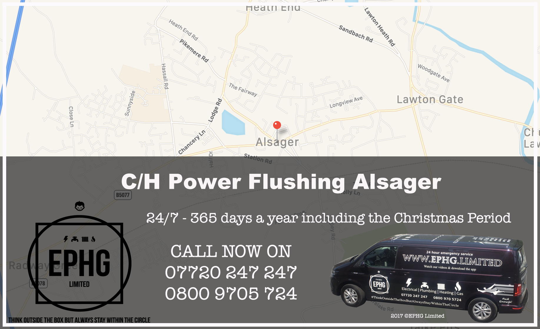 Central Heating Power Flush Alsager