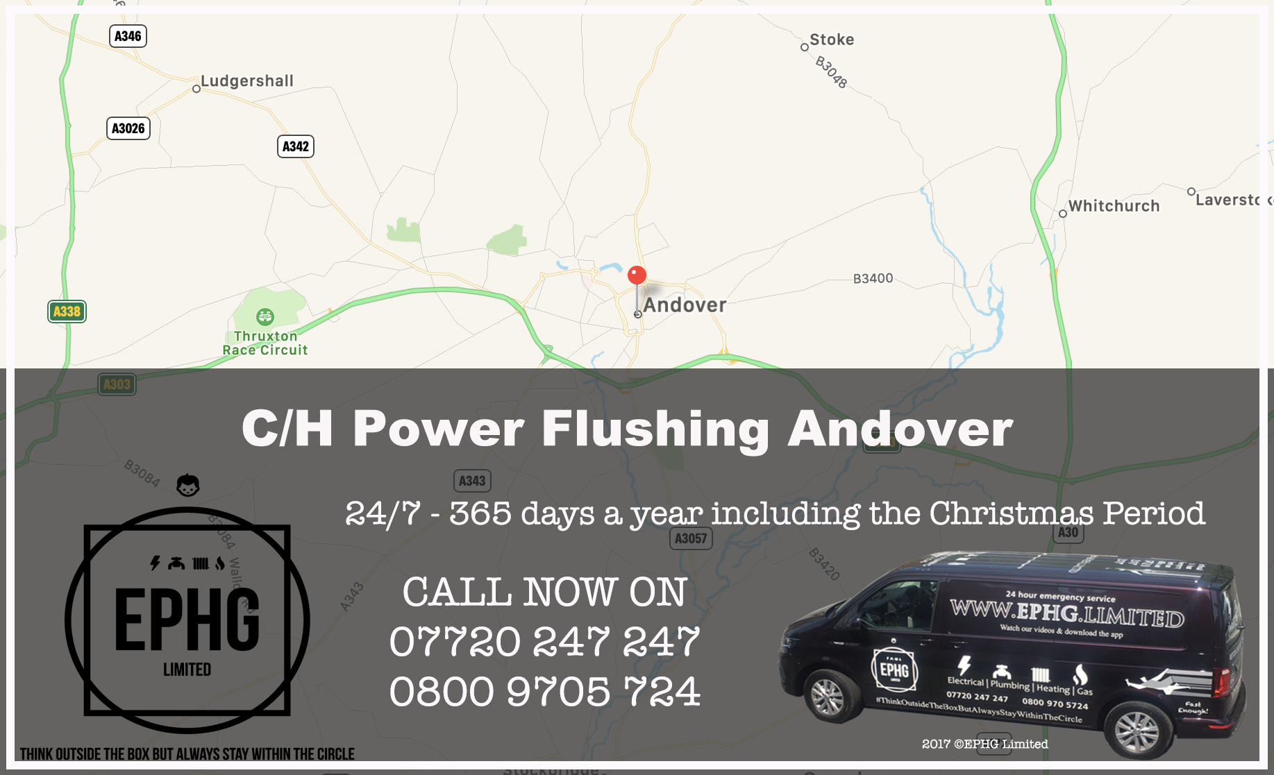 Central Heating Power Flush Andover