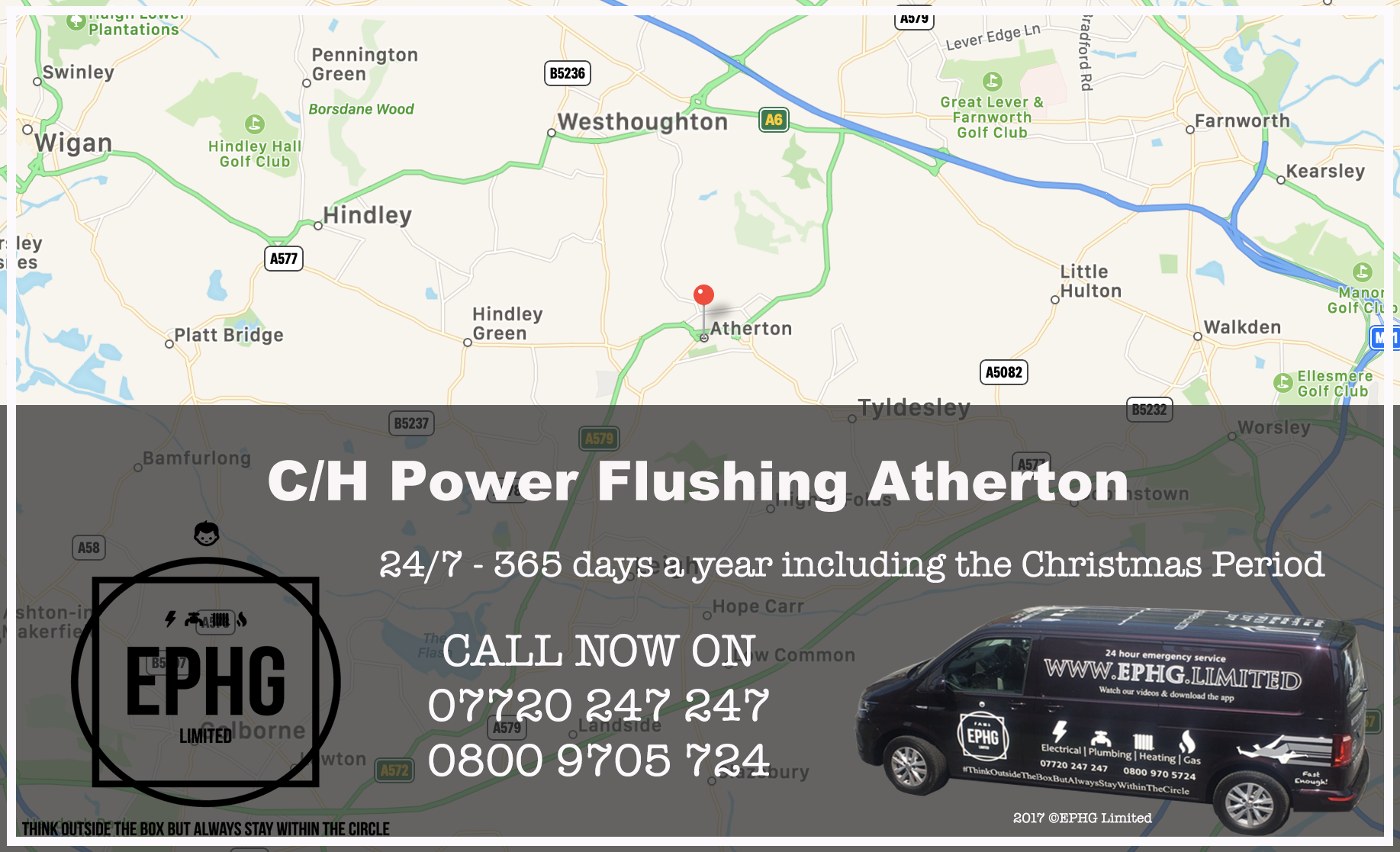Central Heating Power Flush Atherton