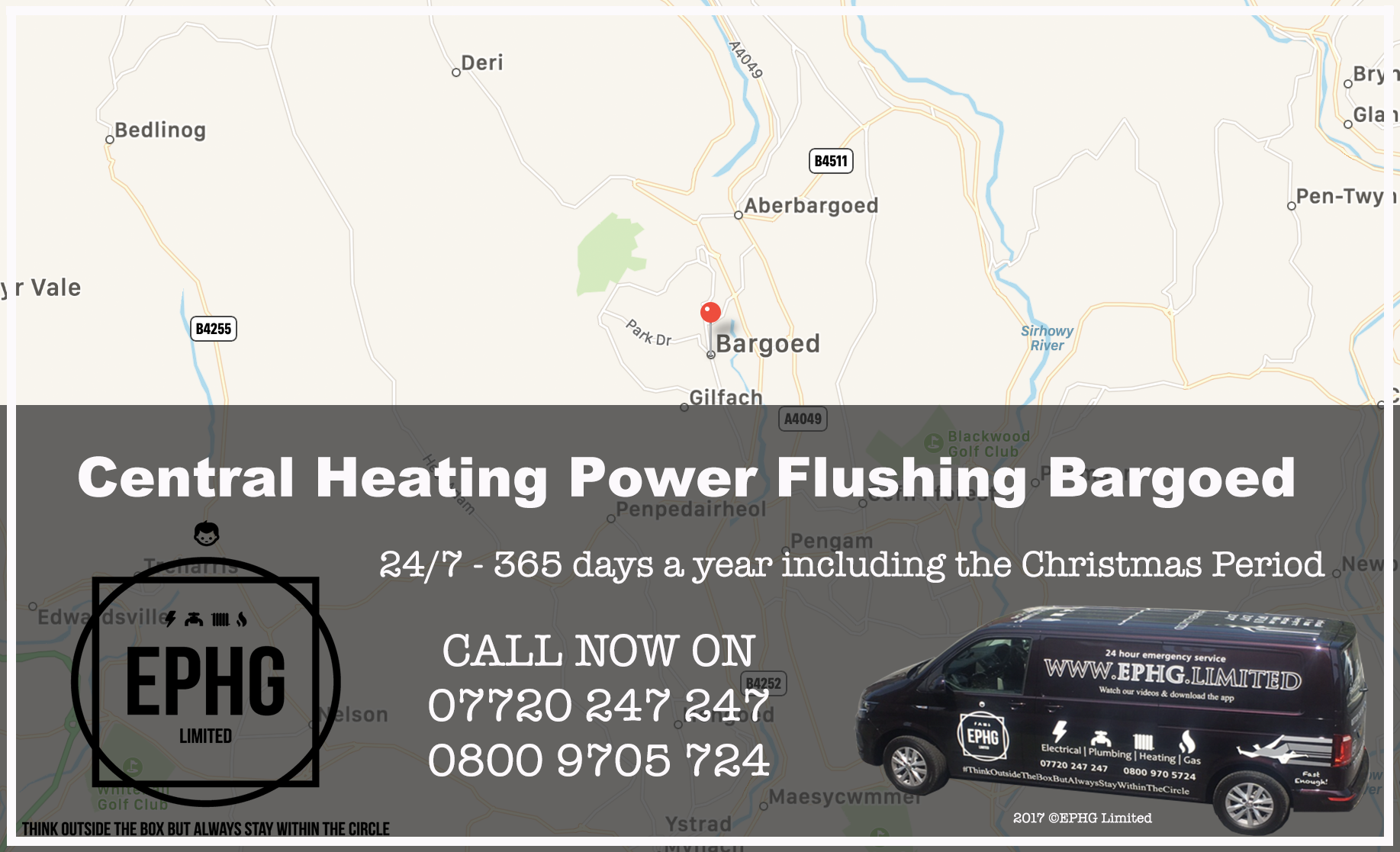 Central Heating Power Flush Bargoed