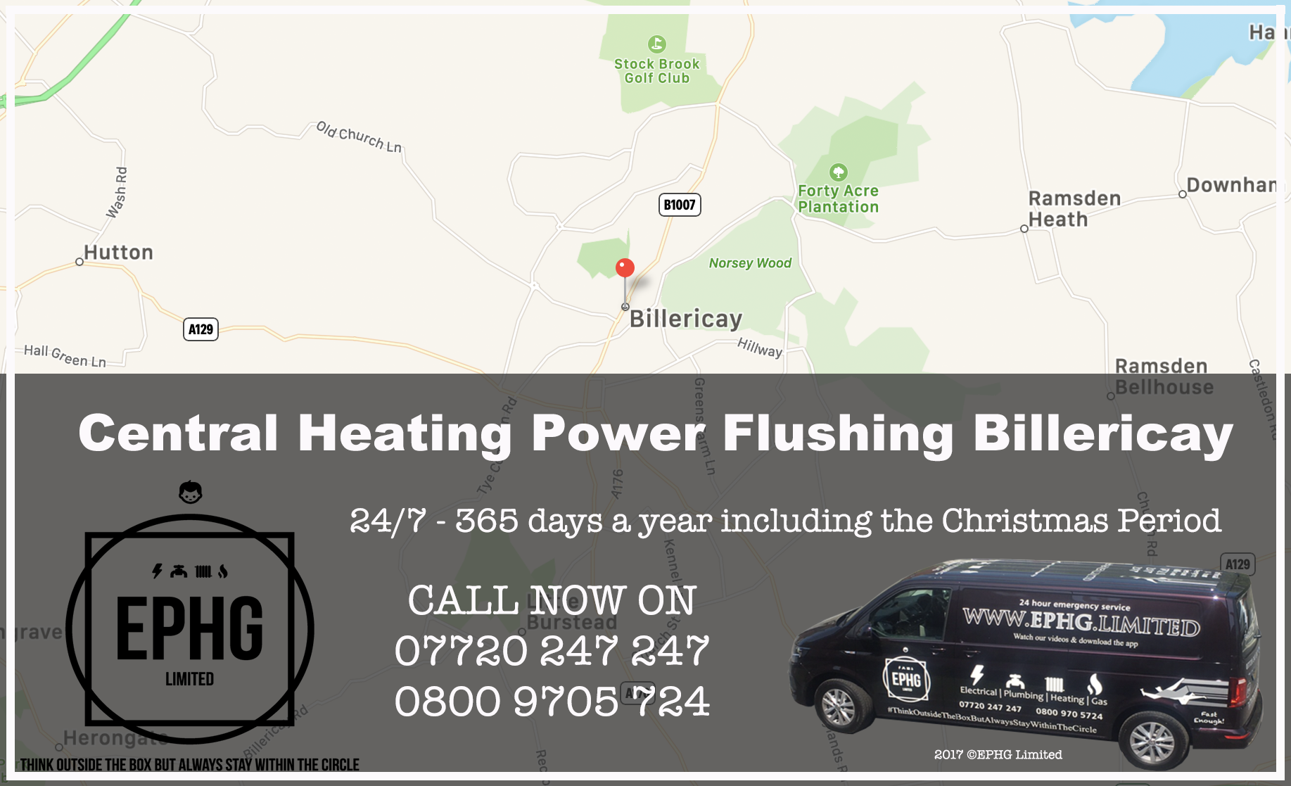 Central Heating Power Flush Billericay