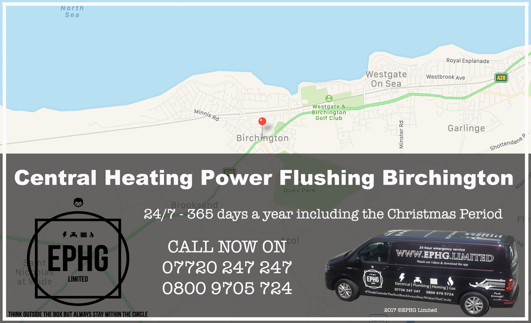 Central Heating Power Flush Birchington