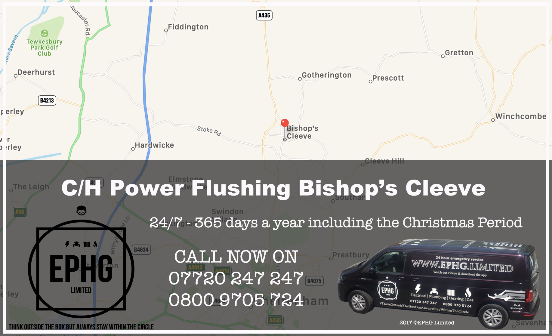 Central Heating Power Flush Bishops Cleeve