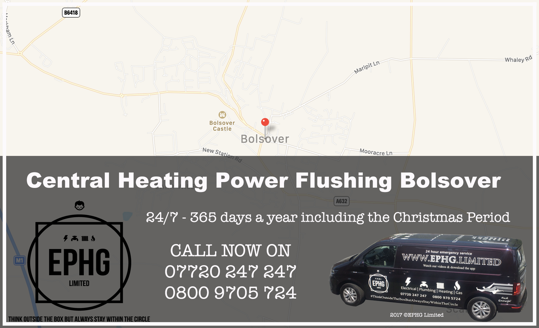 Central Heating Power Flush Bolsover