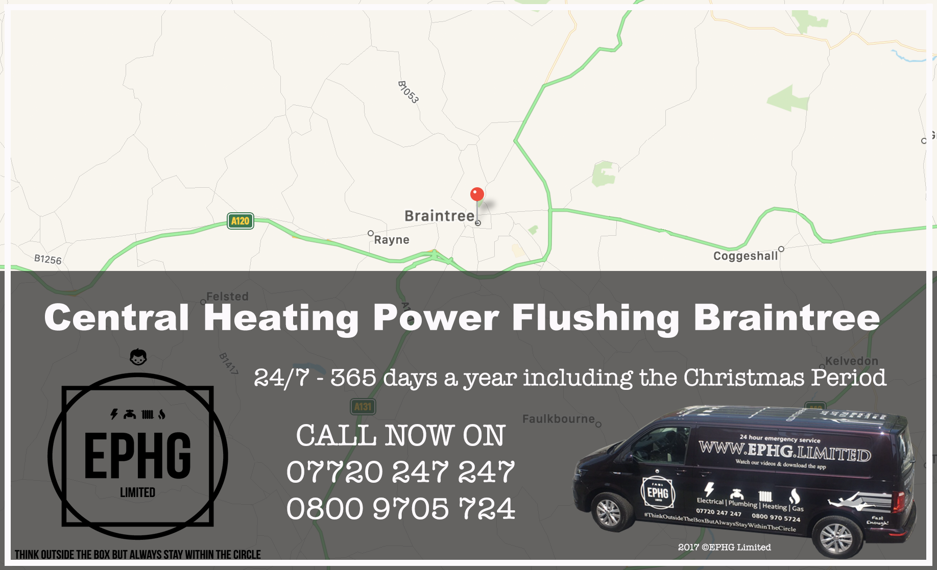 Central Heating Power Flush Braintree