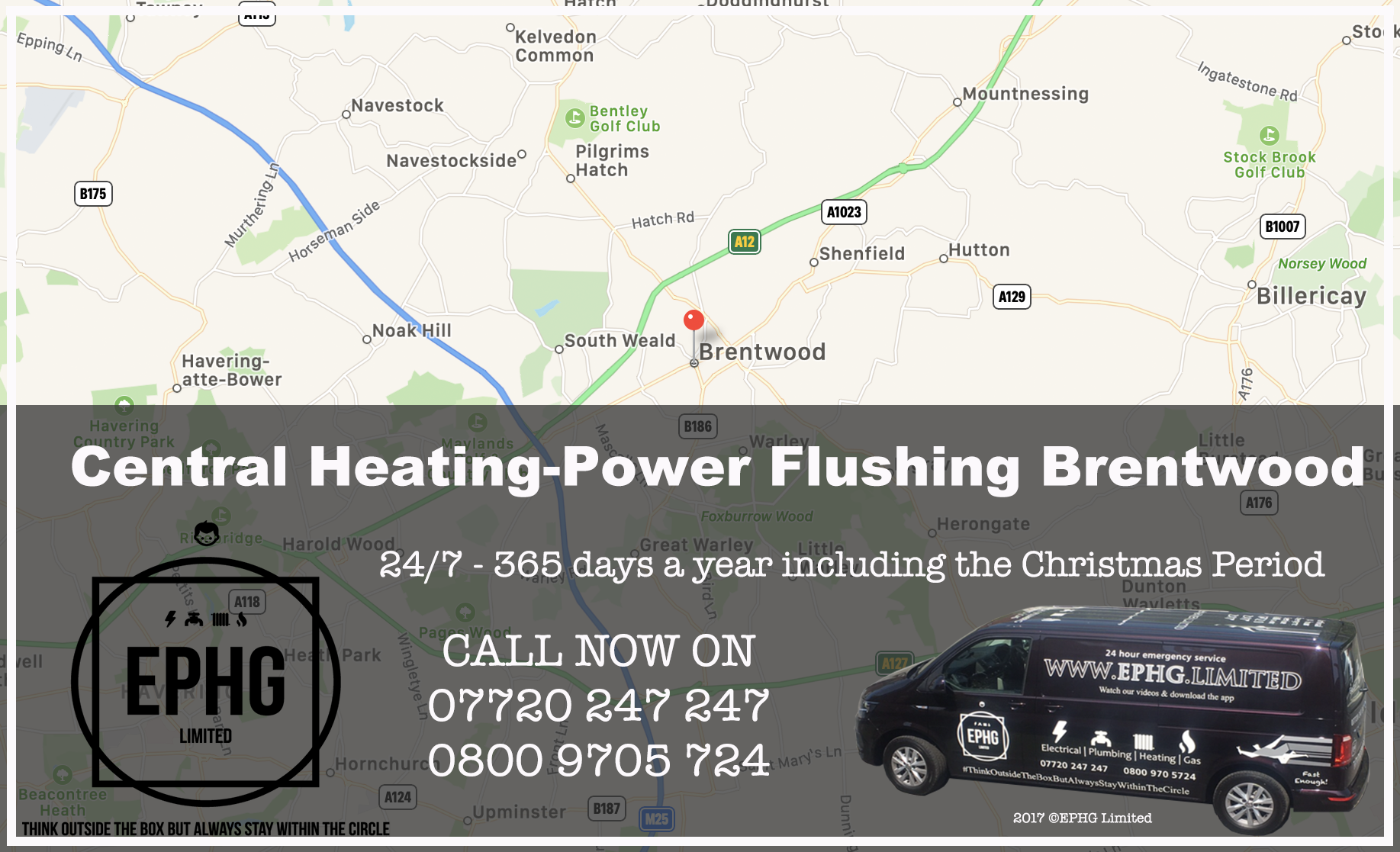 Central Heating Power Flush Brentwood