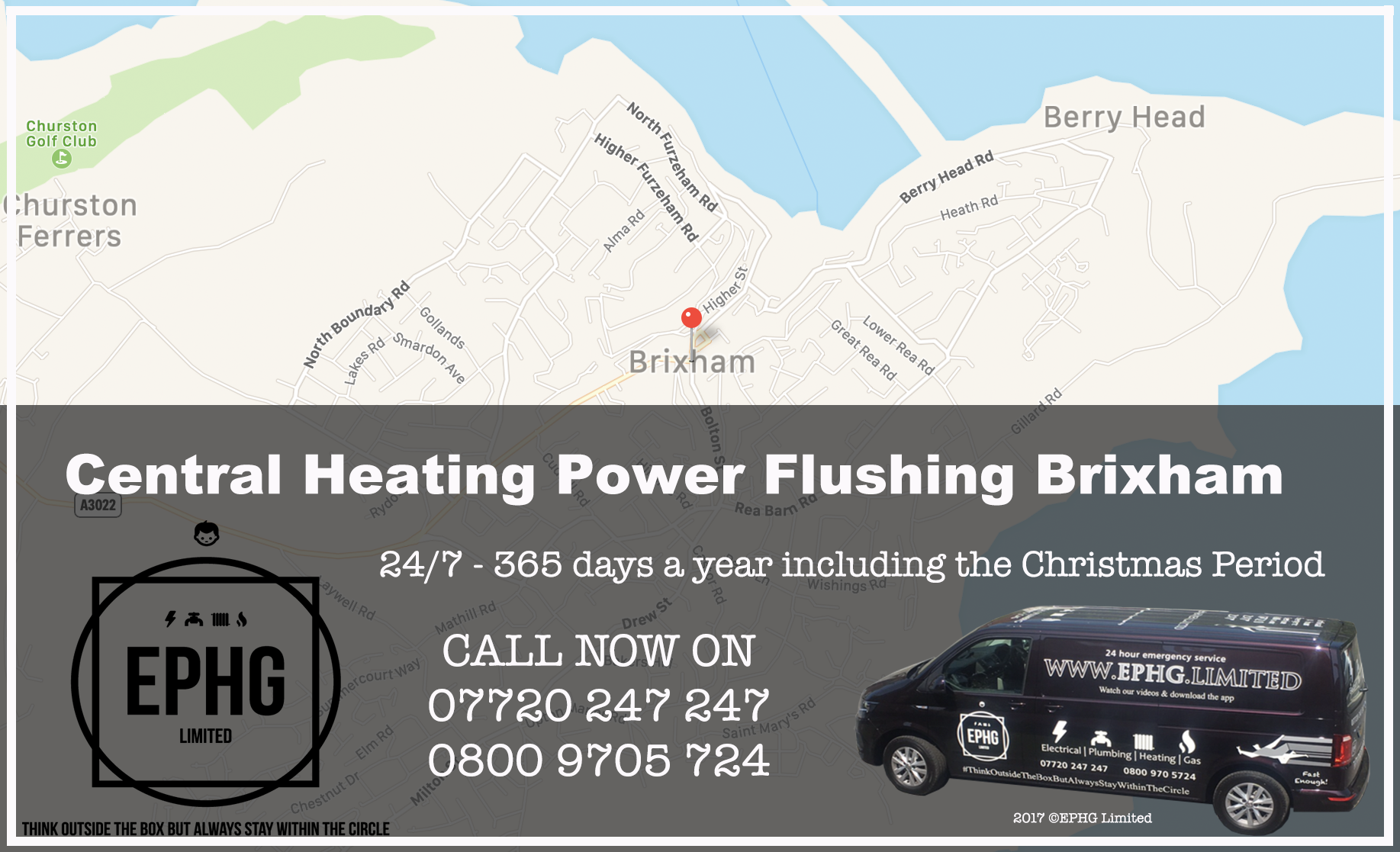 Central Heating Power Flush Brixham