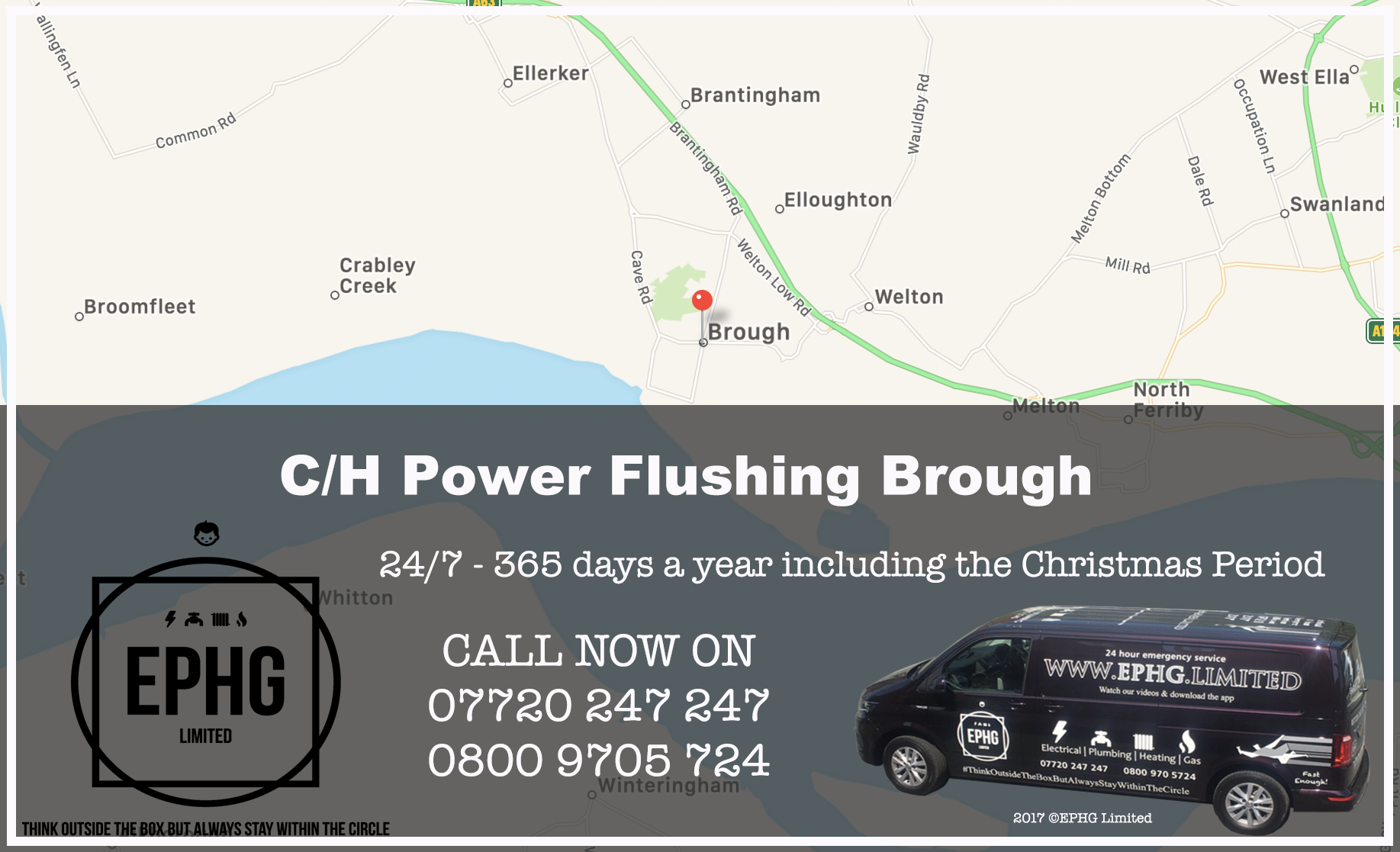 Central Heating Power Flush Brough