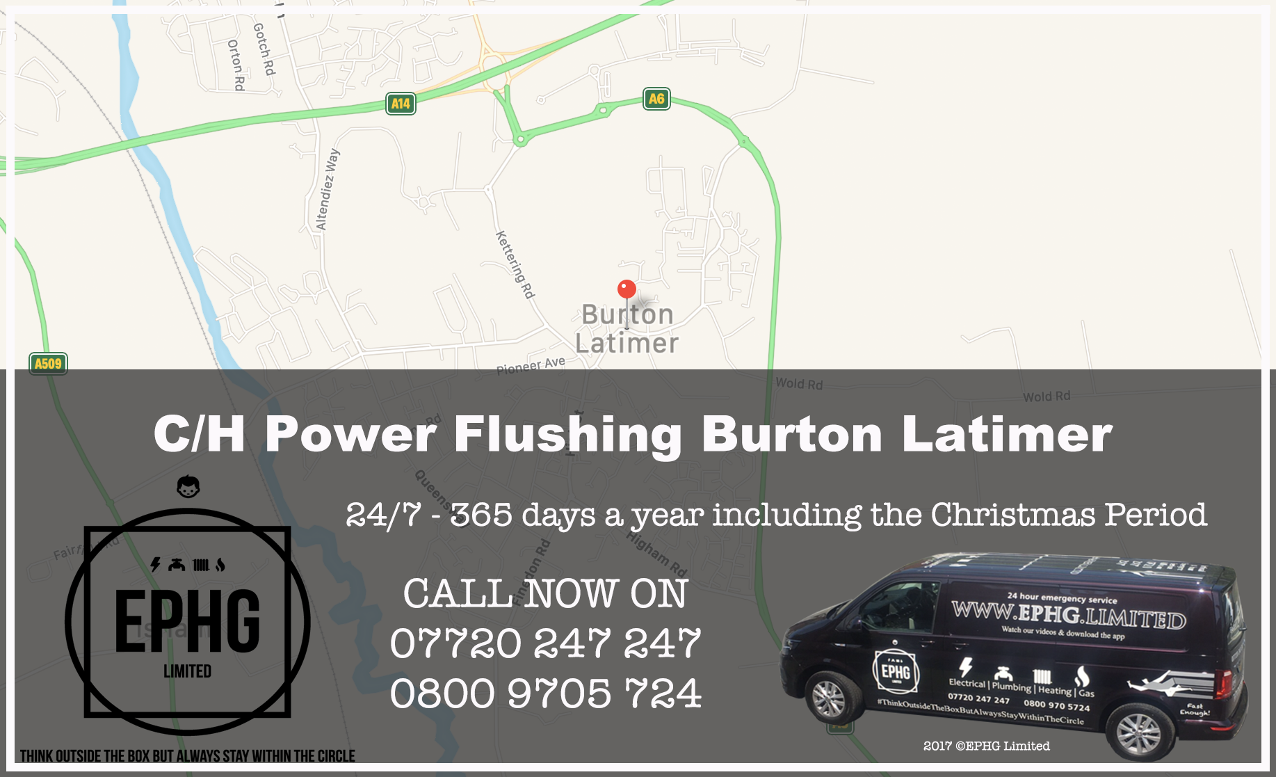 Central Heating Power Flush Burton Latimer
