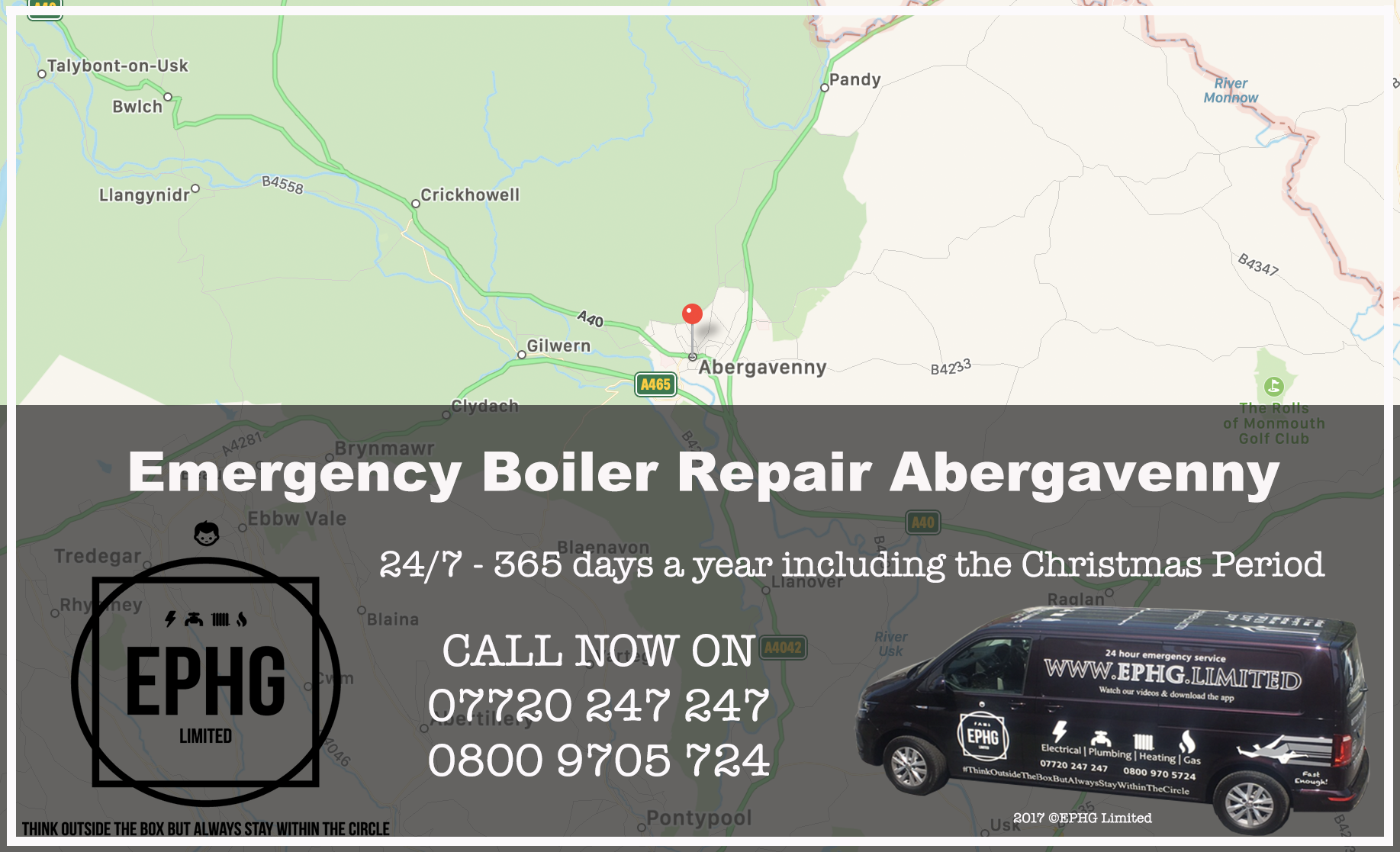 24 Hour Emergency Boiler Repair Abergavenny