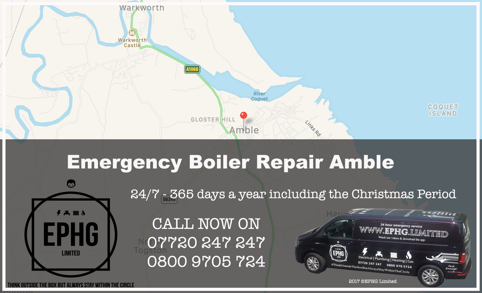24 Hour Emergency Boiler Repair Amble
