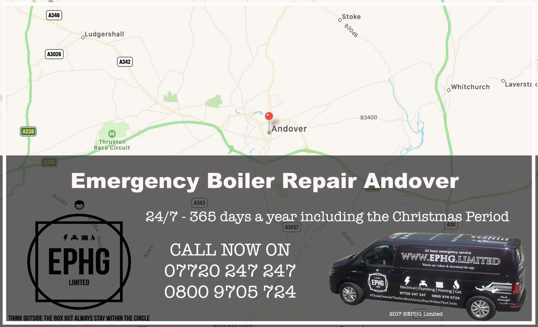 24 Hour Emergency Boiler Repair Andover