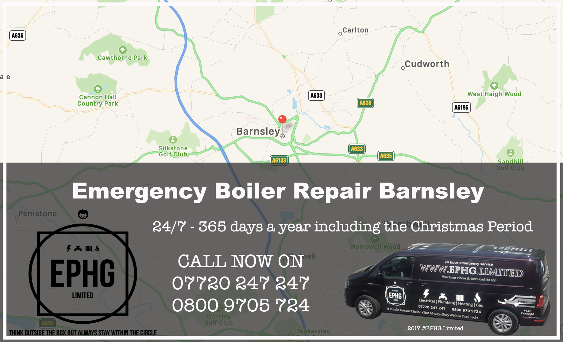24 Hour Emergency Boiler Repair Barnsley