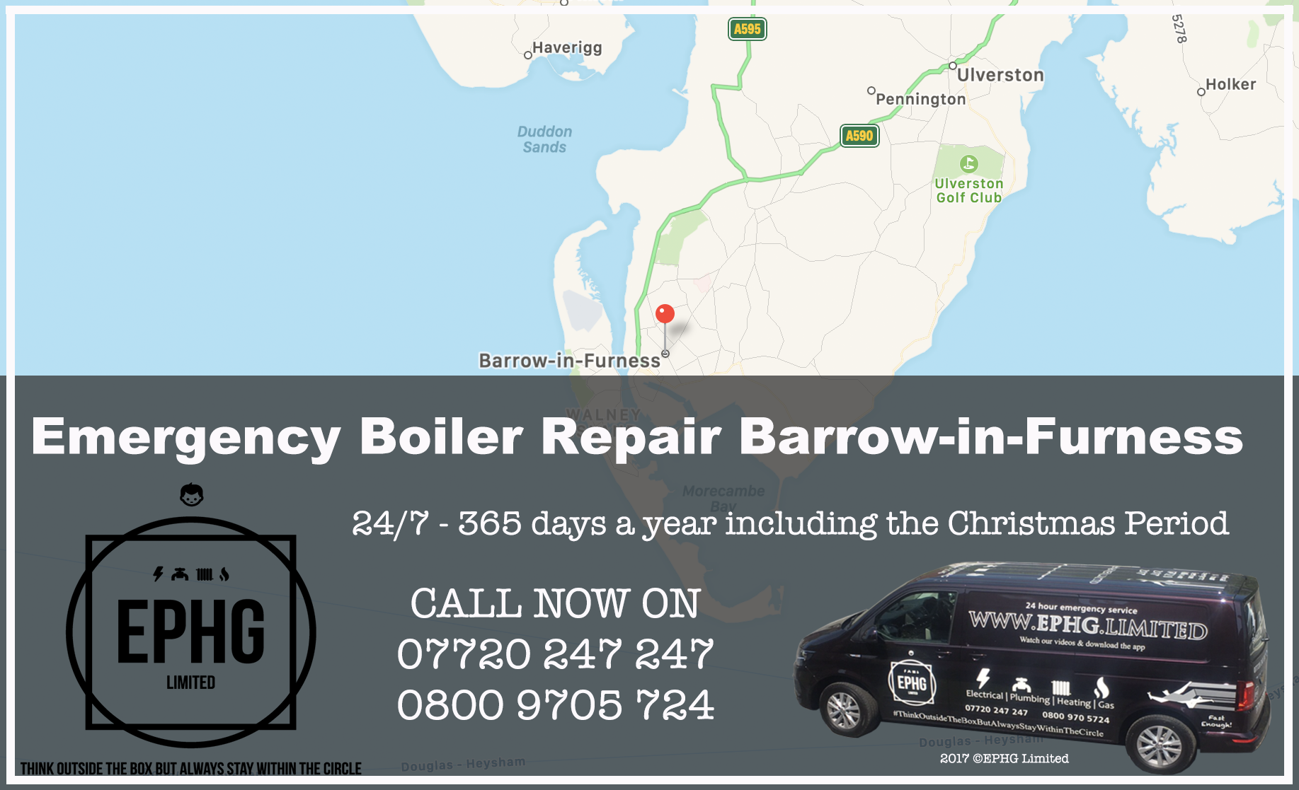 24 Hour Emergency Boiler Repair Barrow-in-Furness
