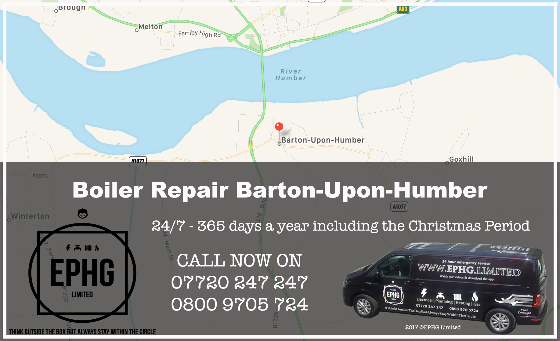 24 Hour Emergency Boiler Repair Barton-upon-Humber