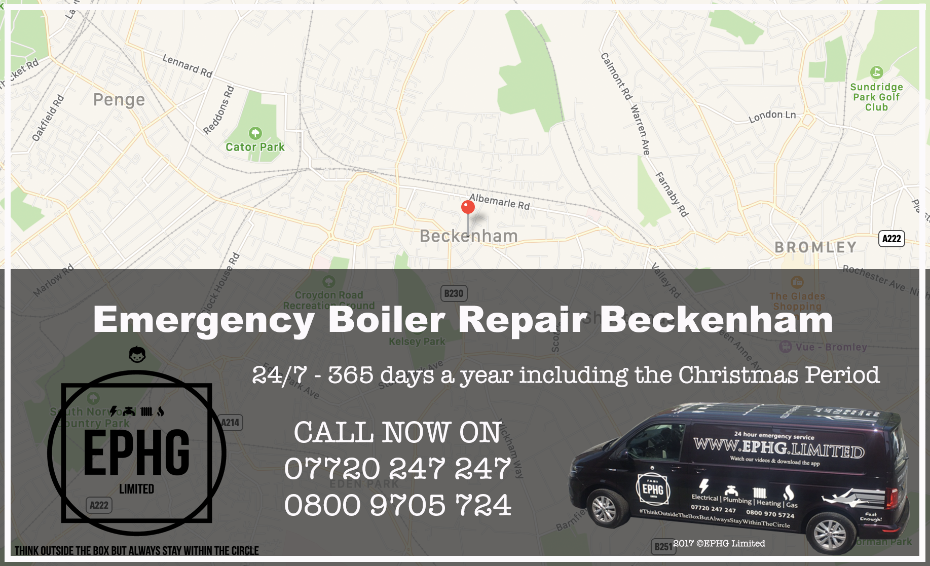 24 Hour Emergency Boiler Repair Beckenham