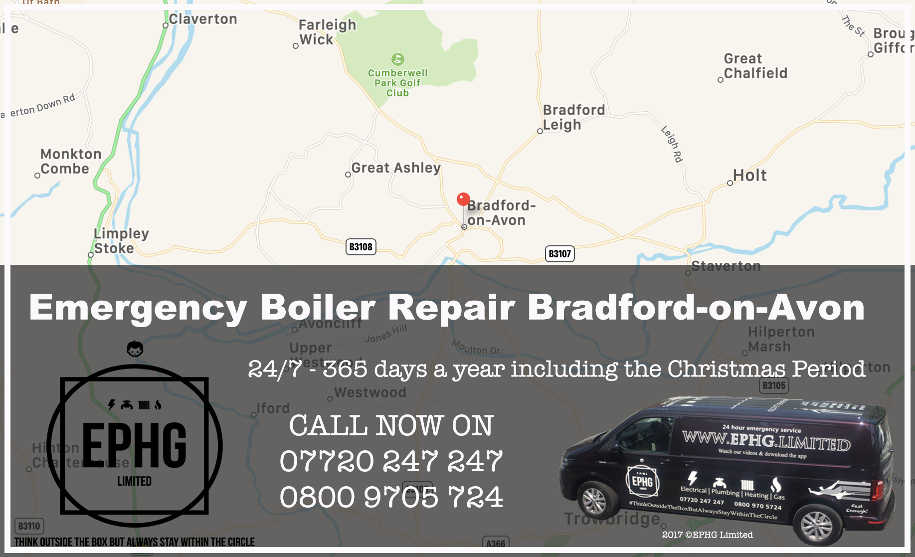 24 Hour Emergency Boiler Repair Bradford-on-Avon