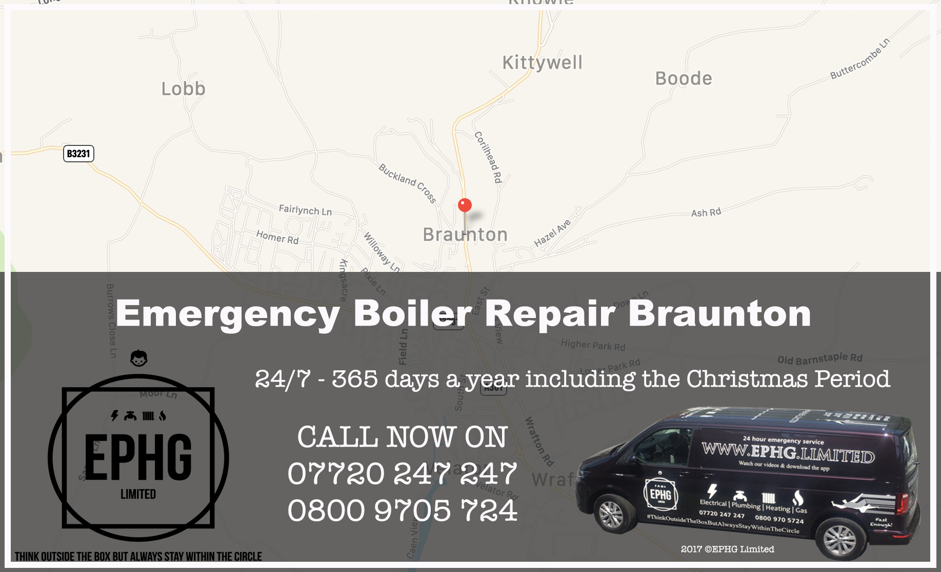 24 Hour Emergency Boiler Repair Braunton