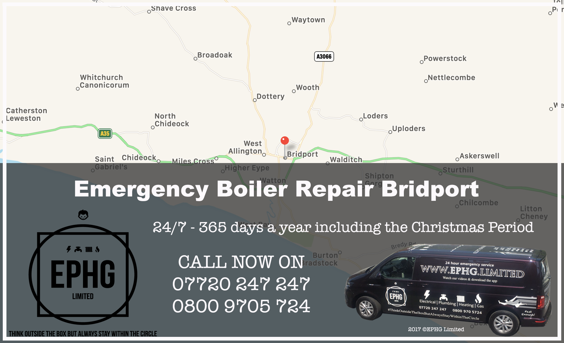 24 Hour Emergency Boiler Repair Bridport