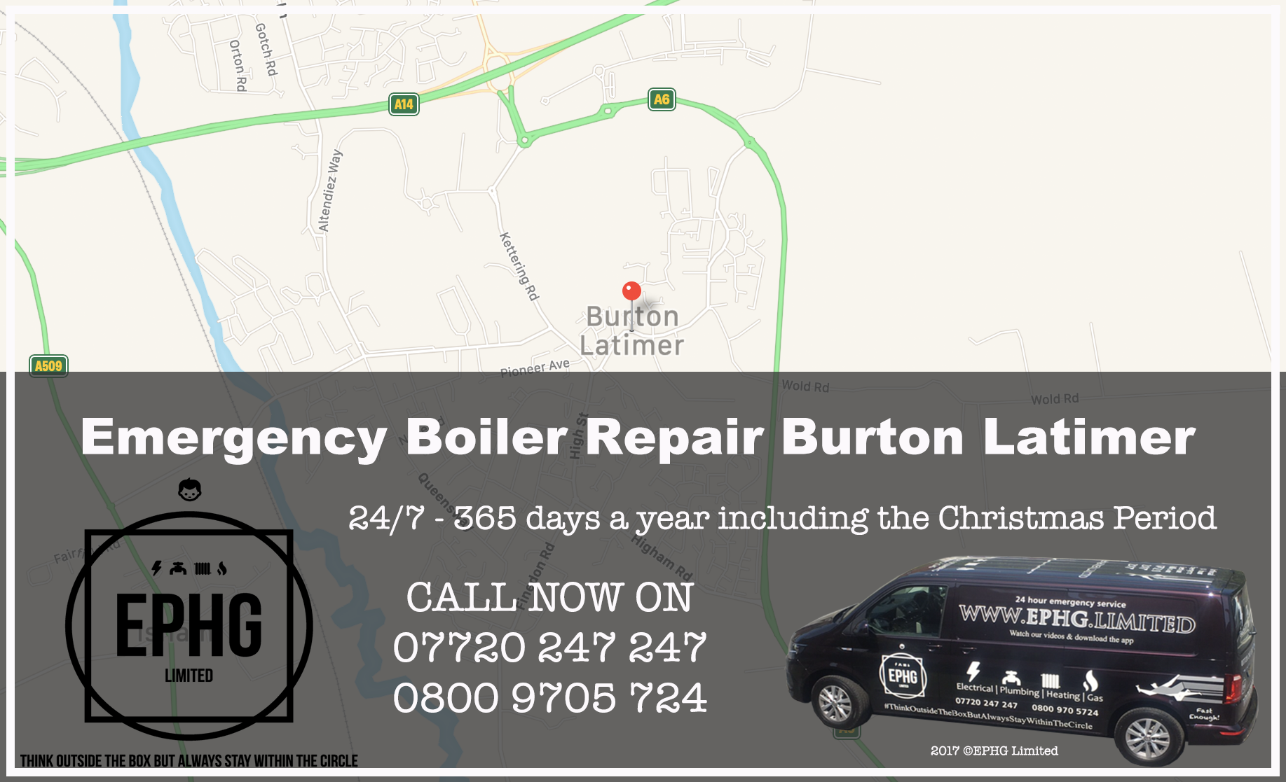 24 Hour Emergency Boiler Repair Burton Latimer