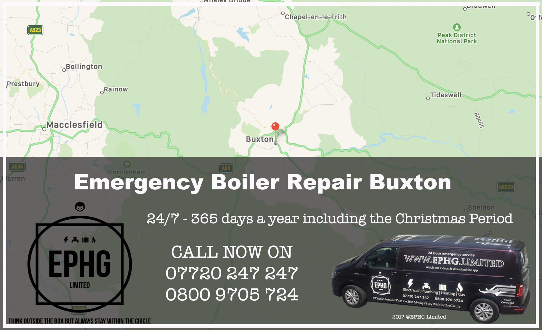 24 Hour Emergency Boiler Repair Buxton