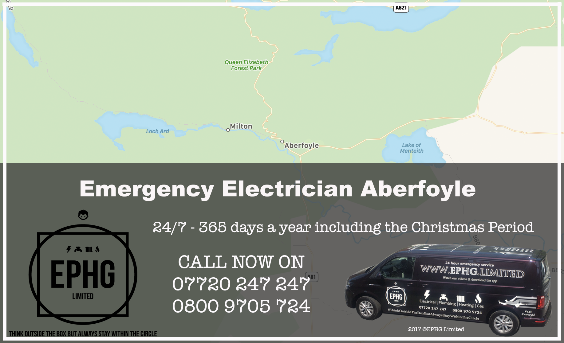Emergency Electrician Aberfoyle