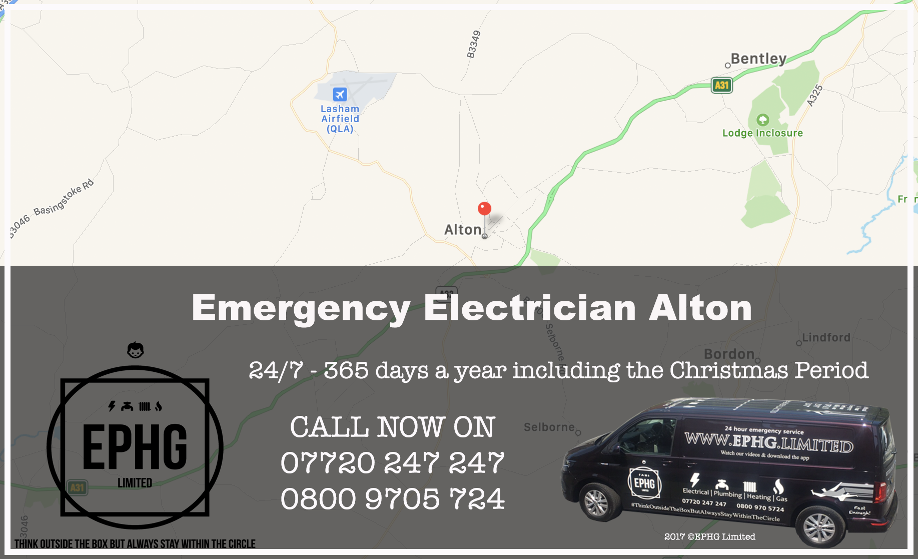 Emergency Electrician Alton