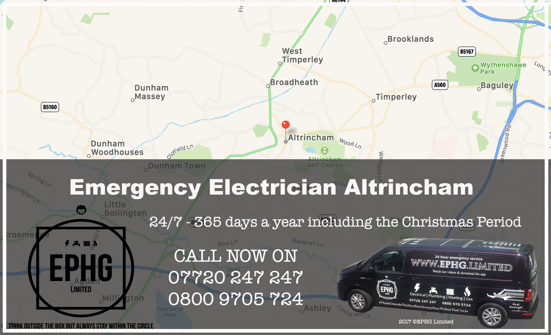 Emergency Electrician Altrincham