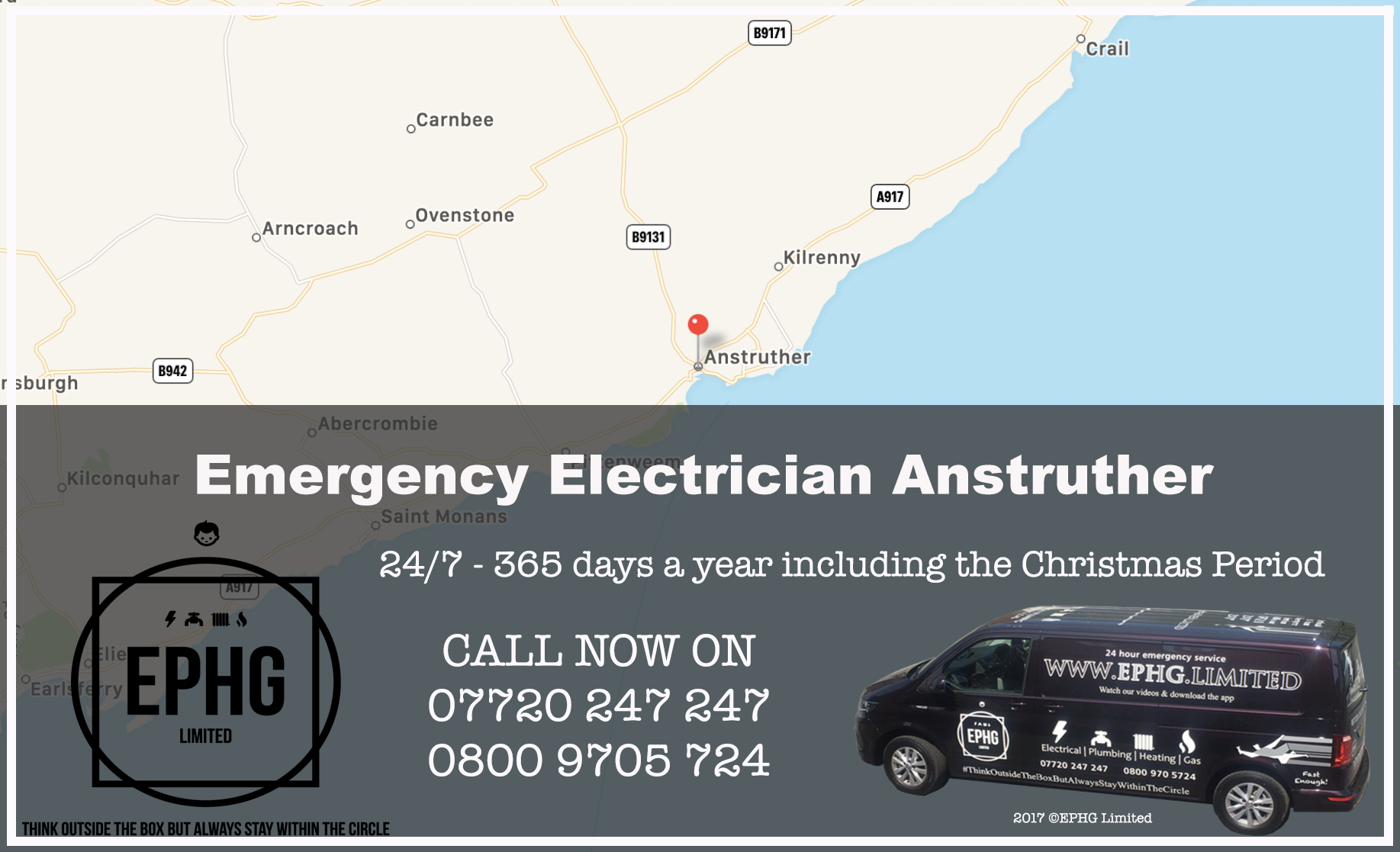 Emergency Electrician Anstruther
