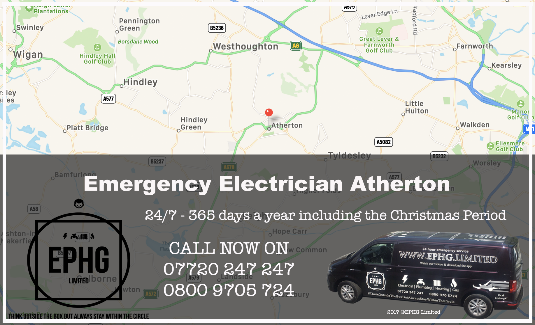 Emergency Electrician Atherton
