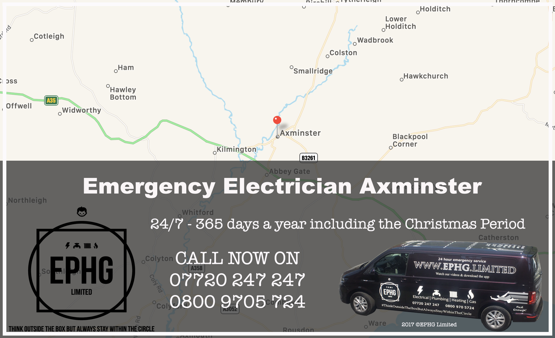 Emergency Electrician Axminster