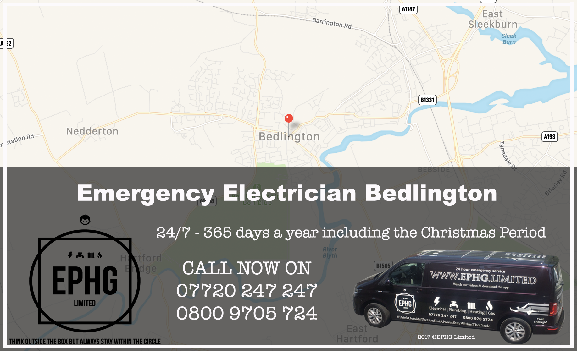Emergency Electrician Bedlington