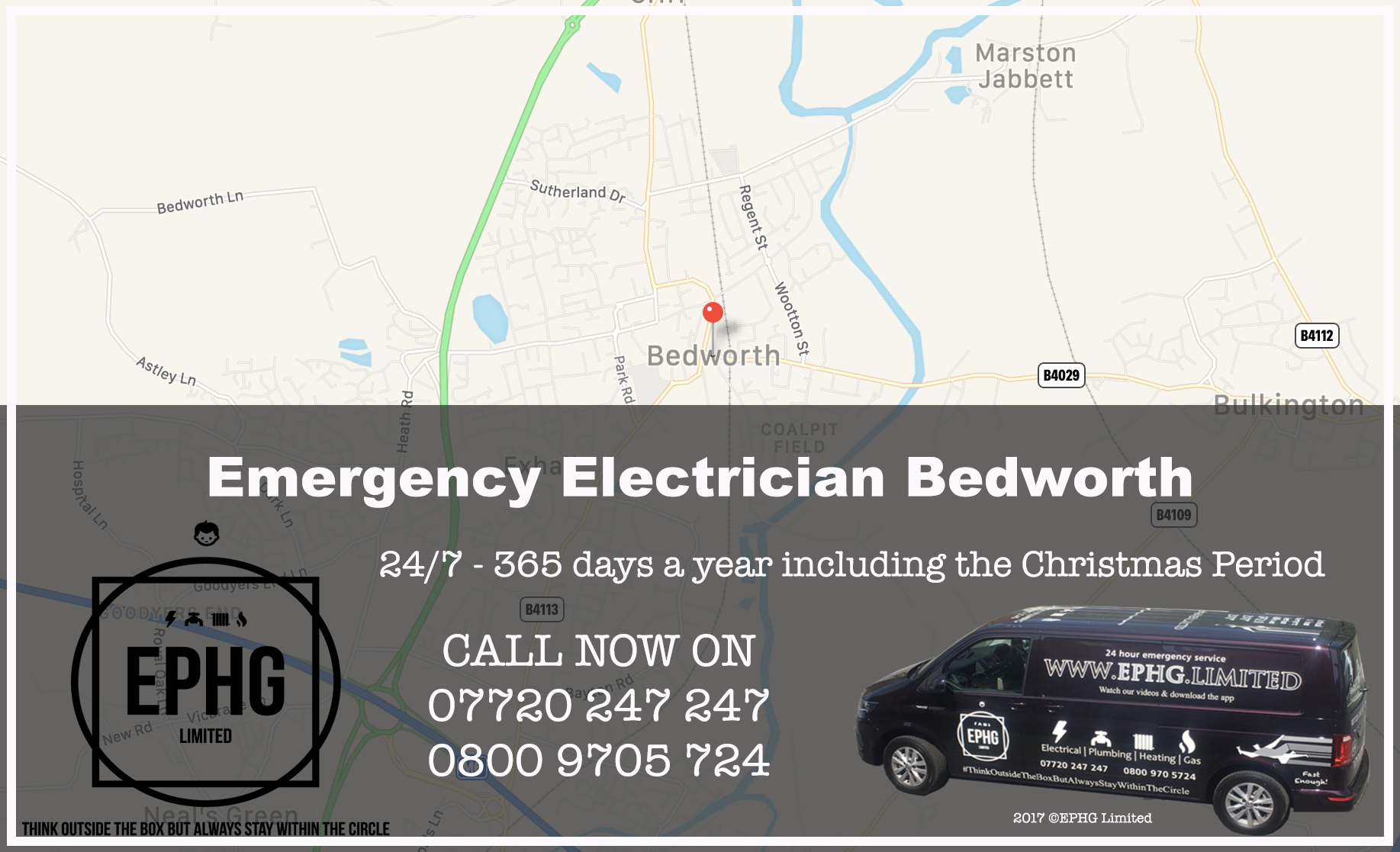 Emergency Electrician Bedworth
