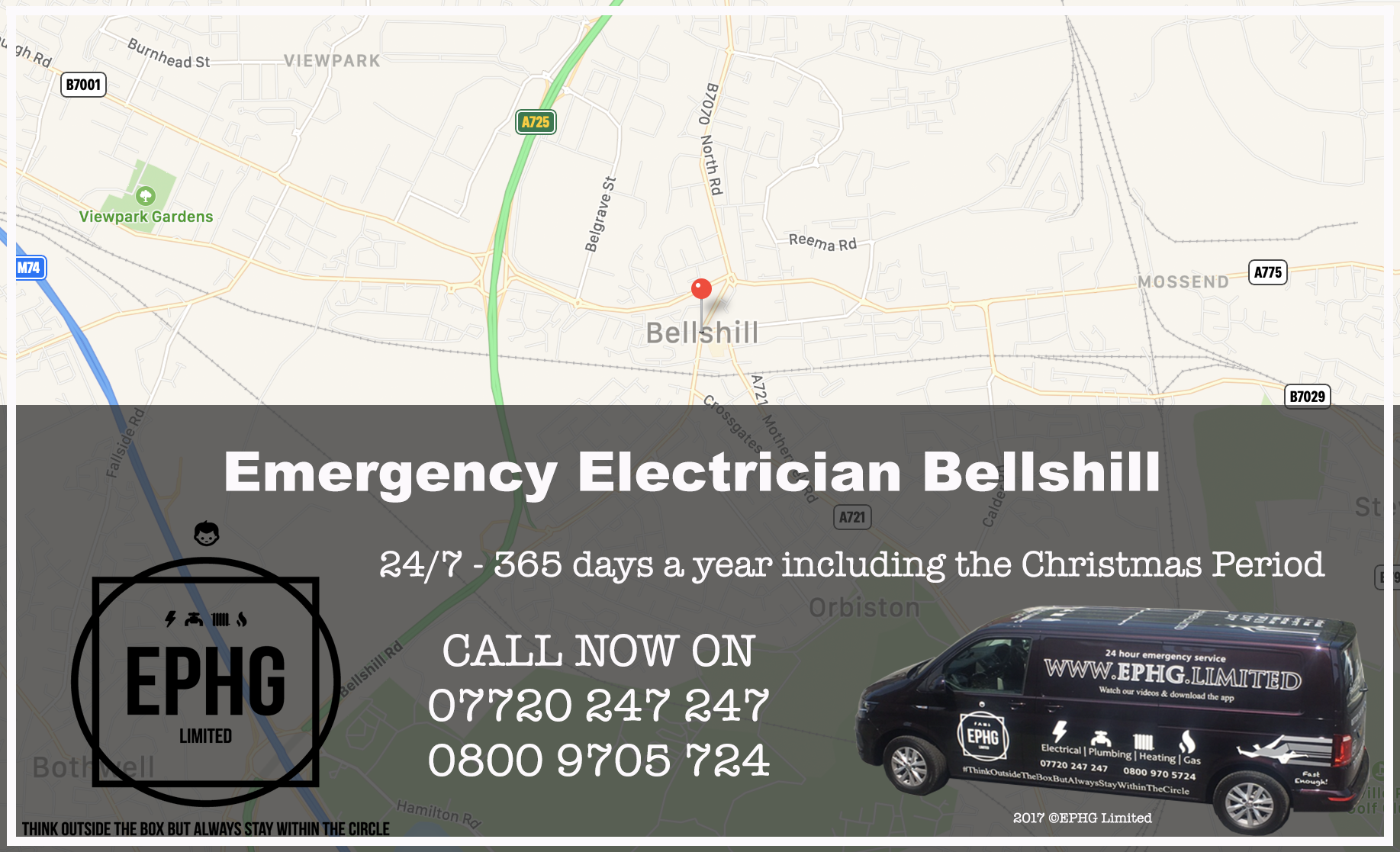 Emergency Electrician Bellshill