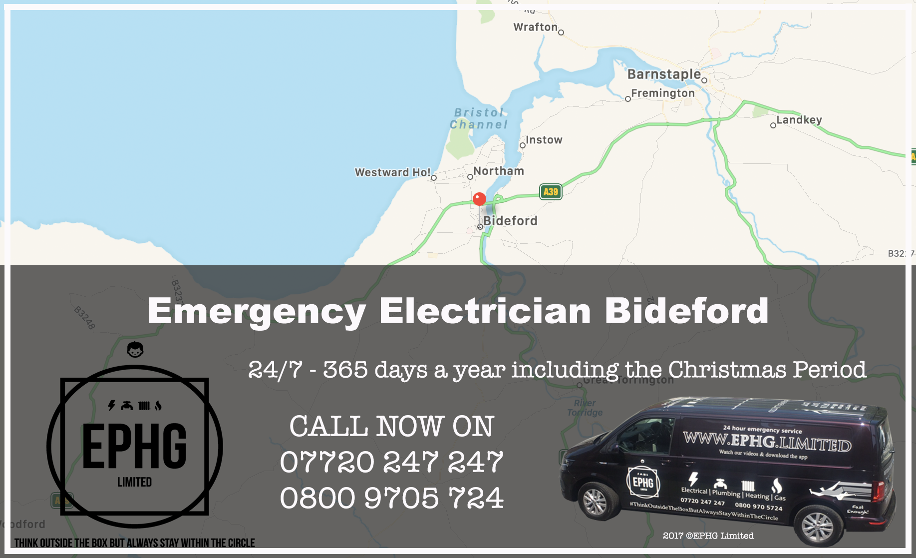 Emergency Electrician Bideford