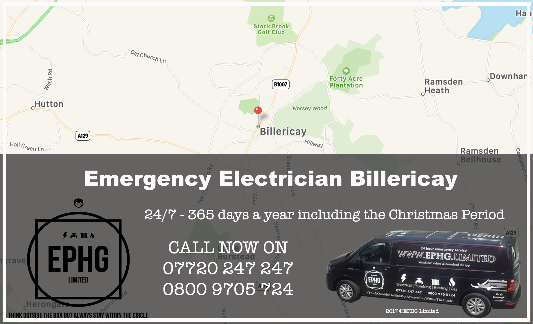 Emergency Electrician Billericay
