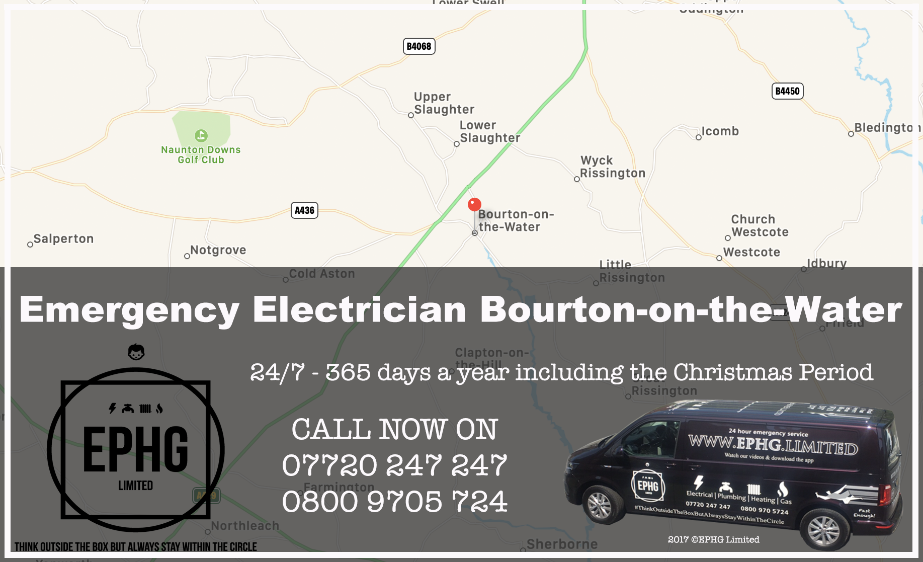 Emergency Electrician Bourton-on-the-Water