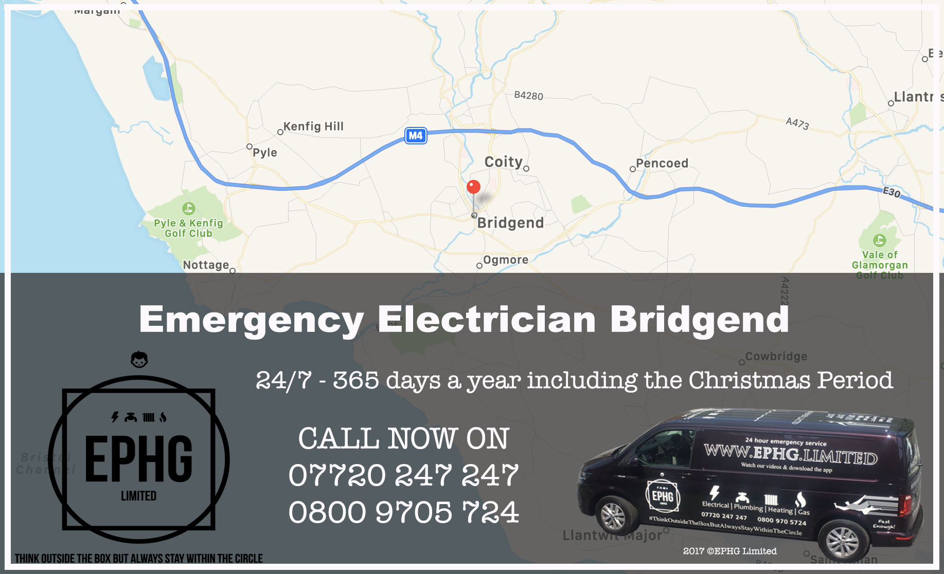 Emergency Electrician Bridgend