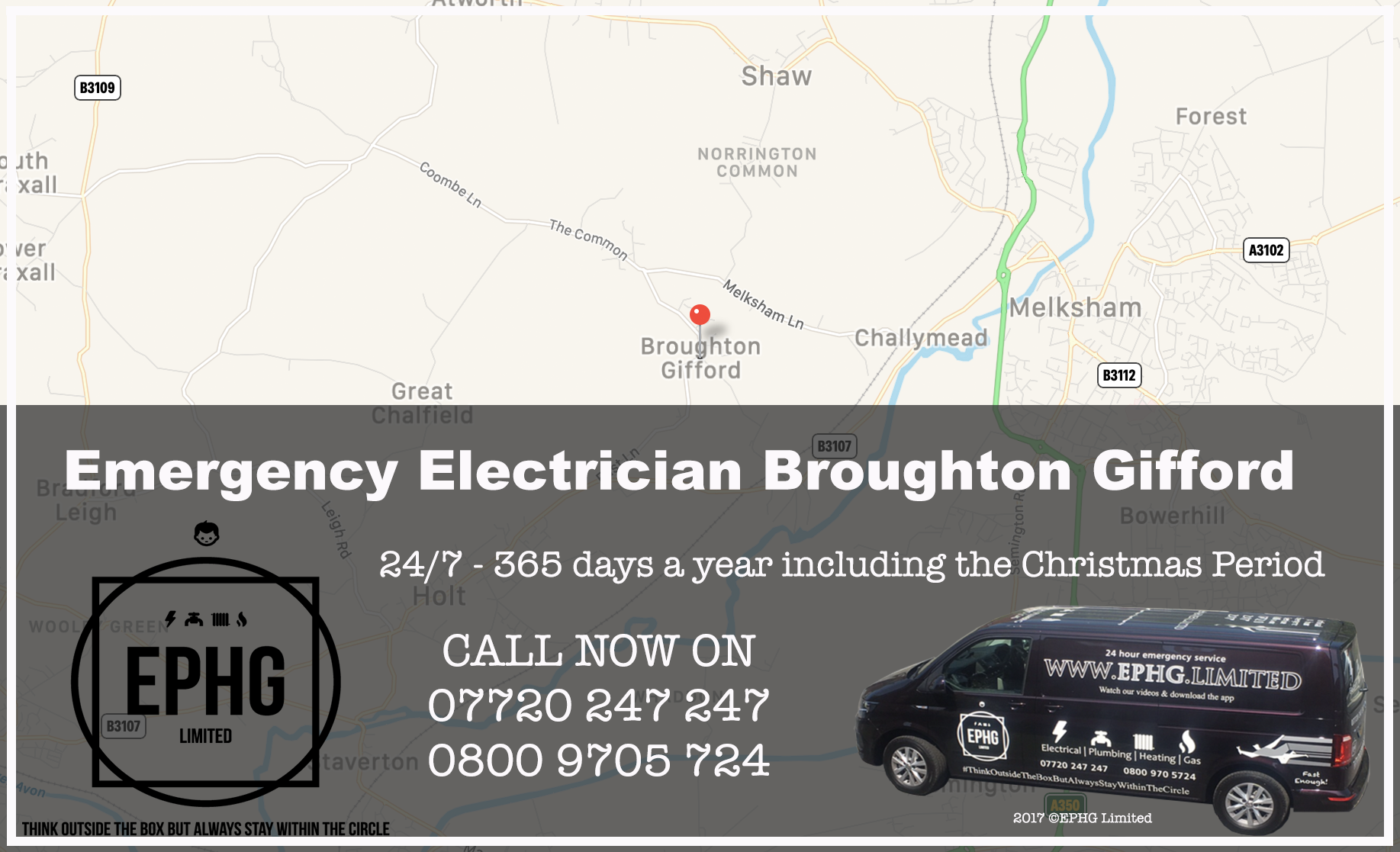 Emergency Electrician Broughton Gifford