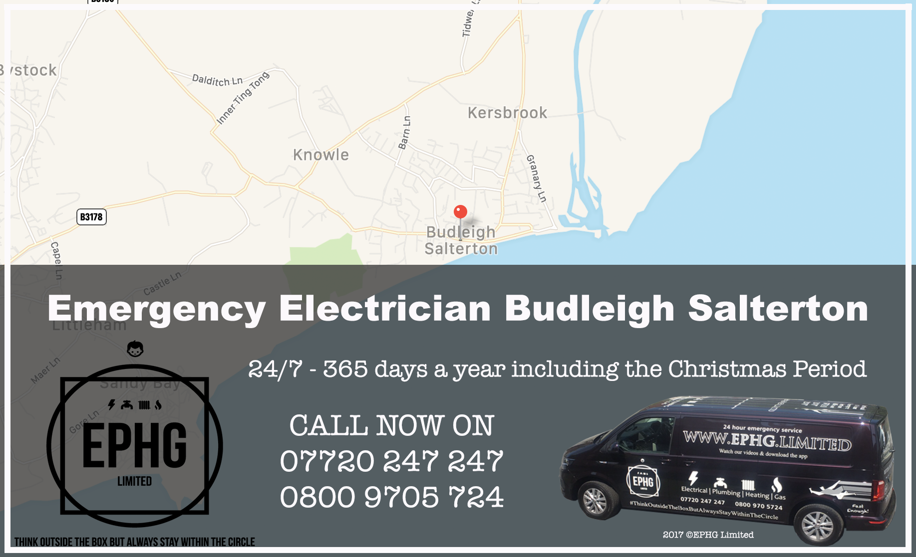 Emergency Electrician Budleigh Salterton