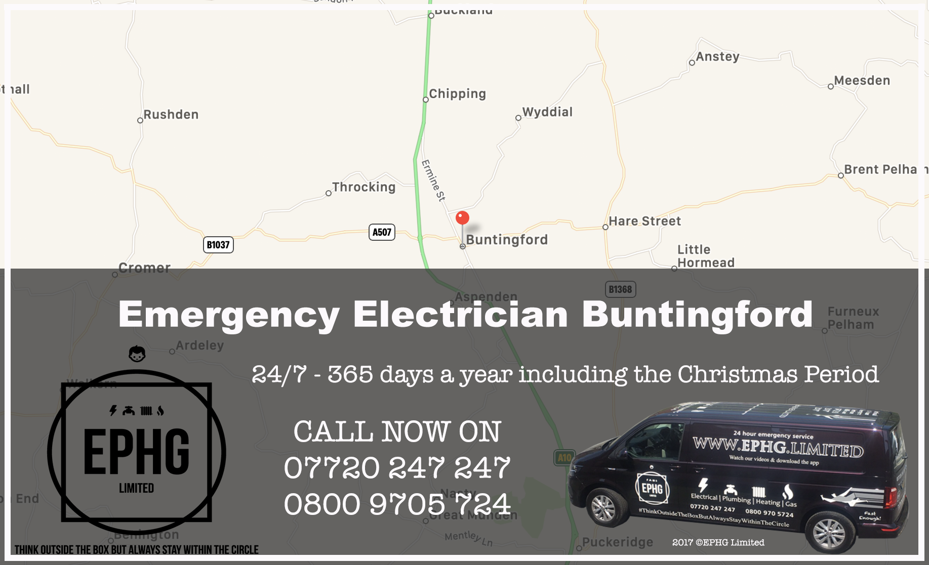 Emergency Electrician Buntingford