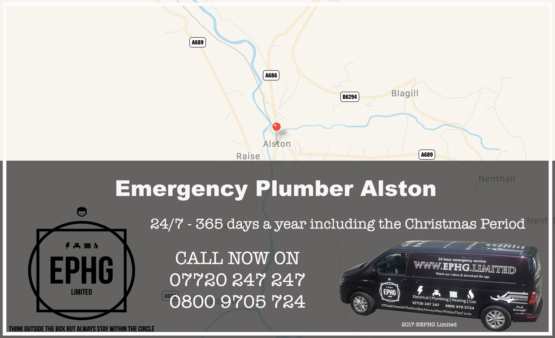 24 Hour Emergency Plumber Alston