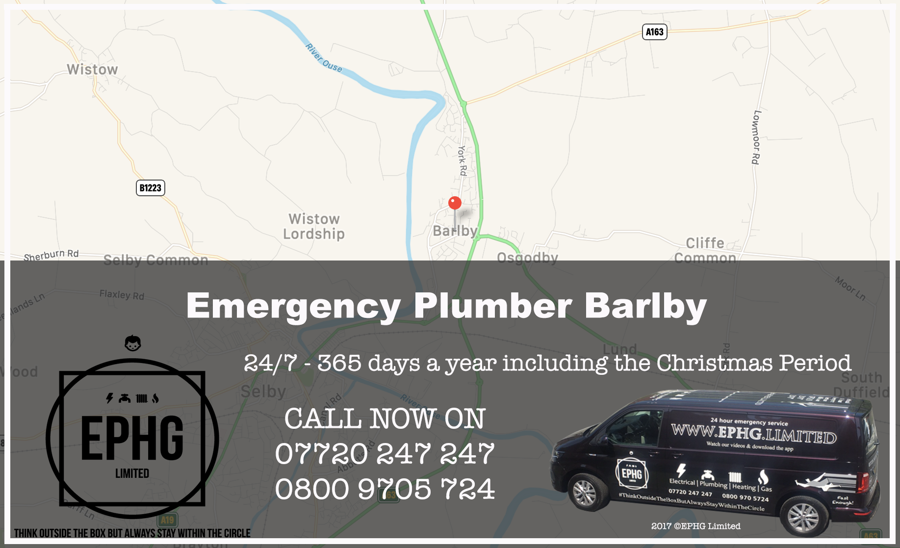 24 Hour Emergency Plumber Barlby