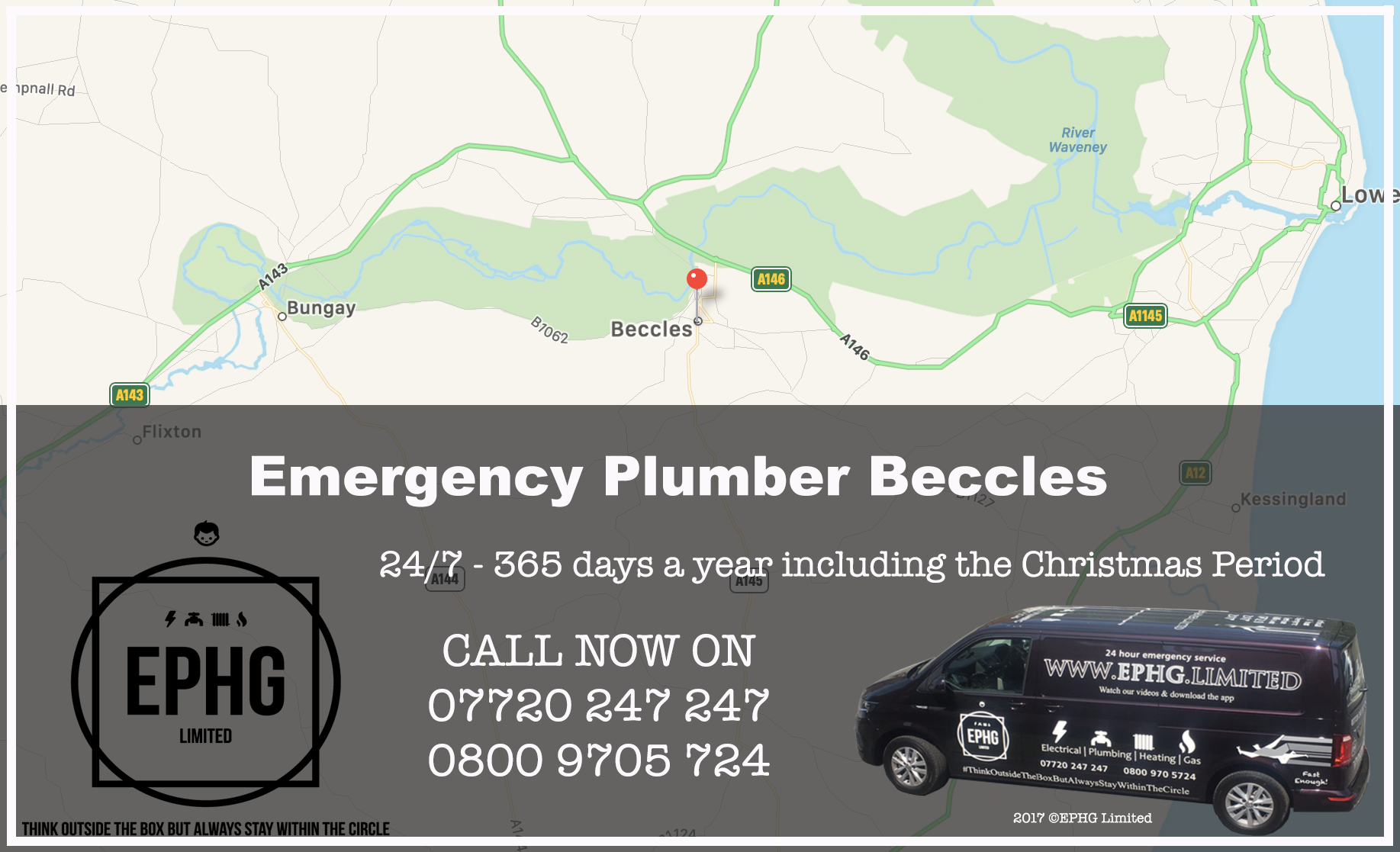 24 Hour Emergency Plumber Beccles