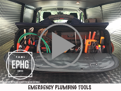 Emergency Plumbing Tools